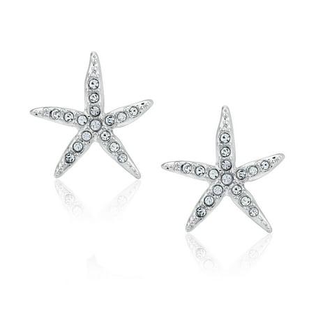 4a81f34b0 Swarovski Holly Starfish Earrings - Best All Earring Photos ...