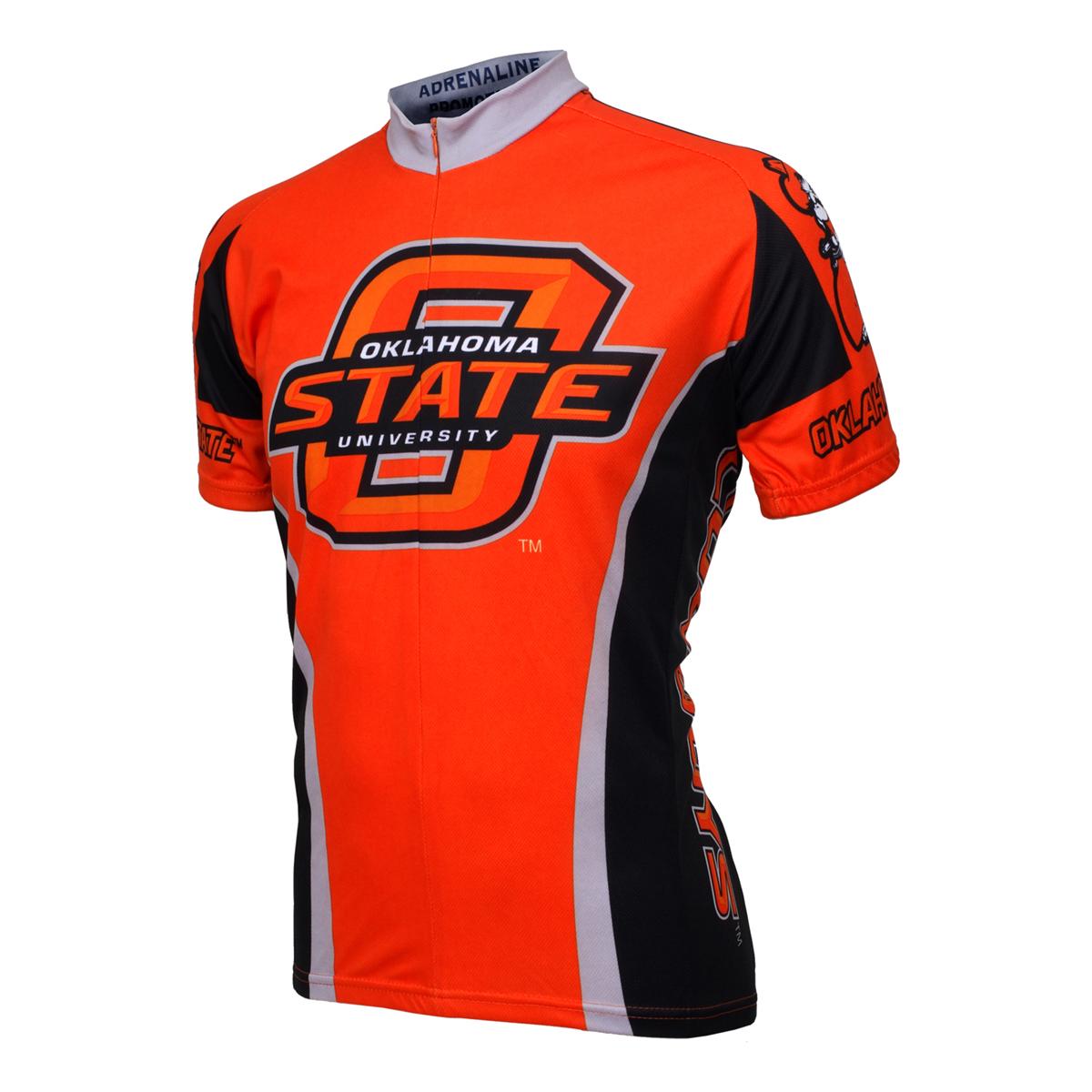 Adrenaline Promotions Oklahoma State University Cowboy Cycling Jersey