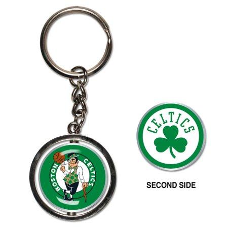 Boston Celtics Spinner Key Ring - No Size