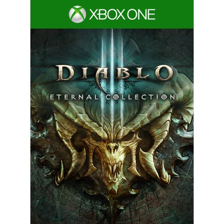 Diablo III Eternal Collection, Activision, Xbox One, -