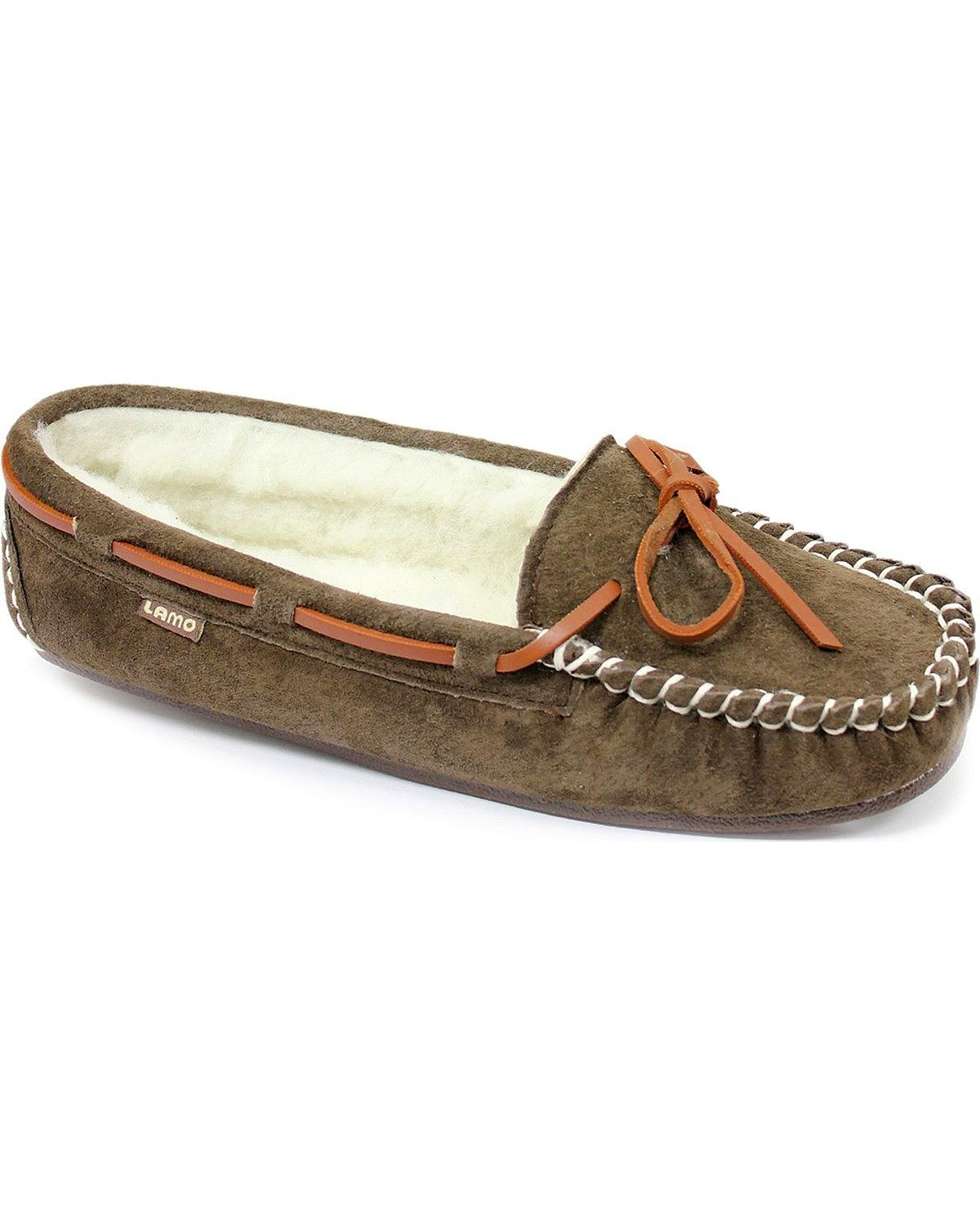 Lamo Footwear Women's Britain Moccasins Ew1360-92 by Overstock