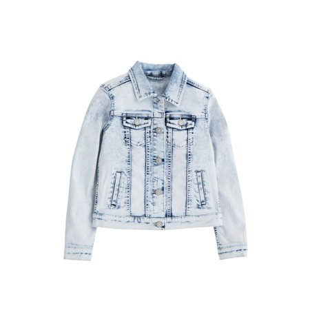 Denim Jacket (Little Girls, Big Girls & Big Girls Plus)
