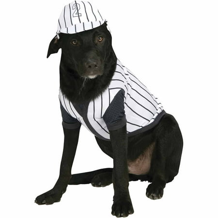 Baseball Player Halloween Pet Costume (Multiple Sizes Available) for $<!---->