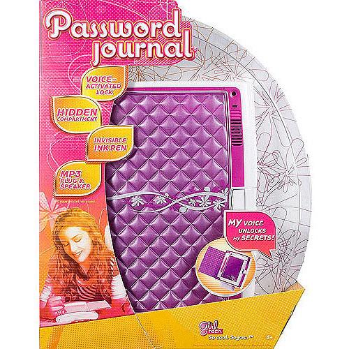 Radica Password Journal