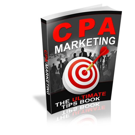 CPA Marketing - eBook