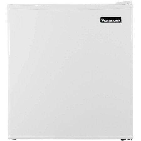 Magic Chef MCBR160W2 1.6-cu. ft. Refrigerator, White