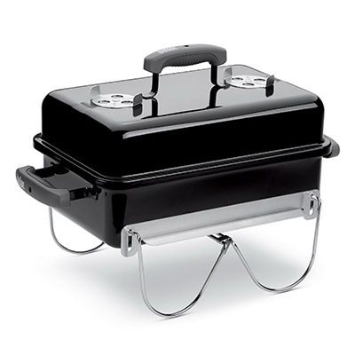 WEBER-STEPHEN PRODUCTS Go-Anywhere Charcoal Grill by WEBER-STEPHEN PRODUCTS