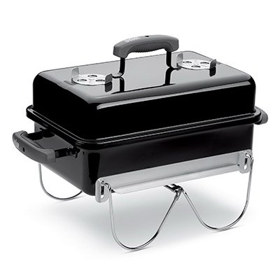 weber stephen products go anywhere charcoal grill. Black Bedroom Furniture Sets. Home Design Ideas