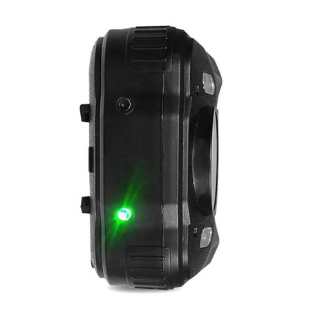 Pyle Compact Portable 1080p HD Infrared Night Vision Police Body Camera (2 Pack) - image 4 of 7