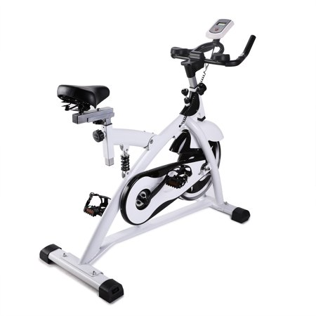 Stationary Exercise Bike Indoor Cycling Trainer for Gym Ultra-quiet