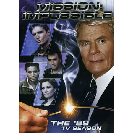 Mission: Impossible - The '89 TV Season (DVD)