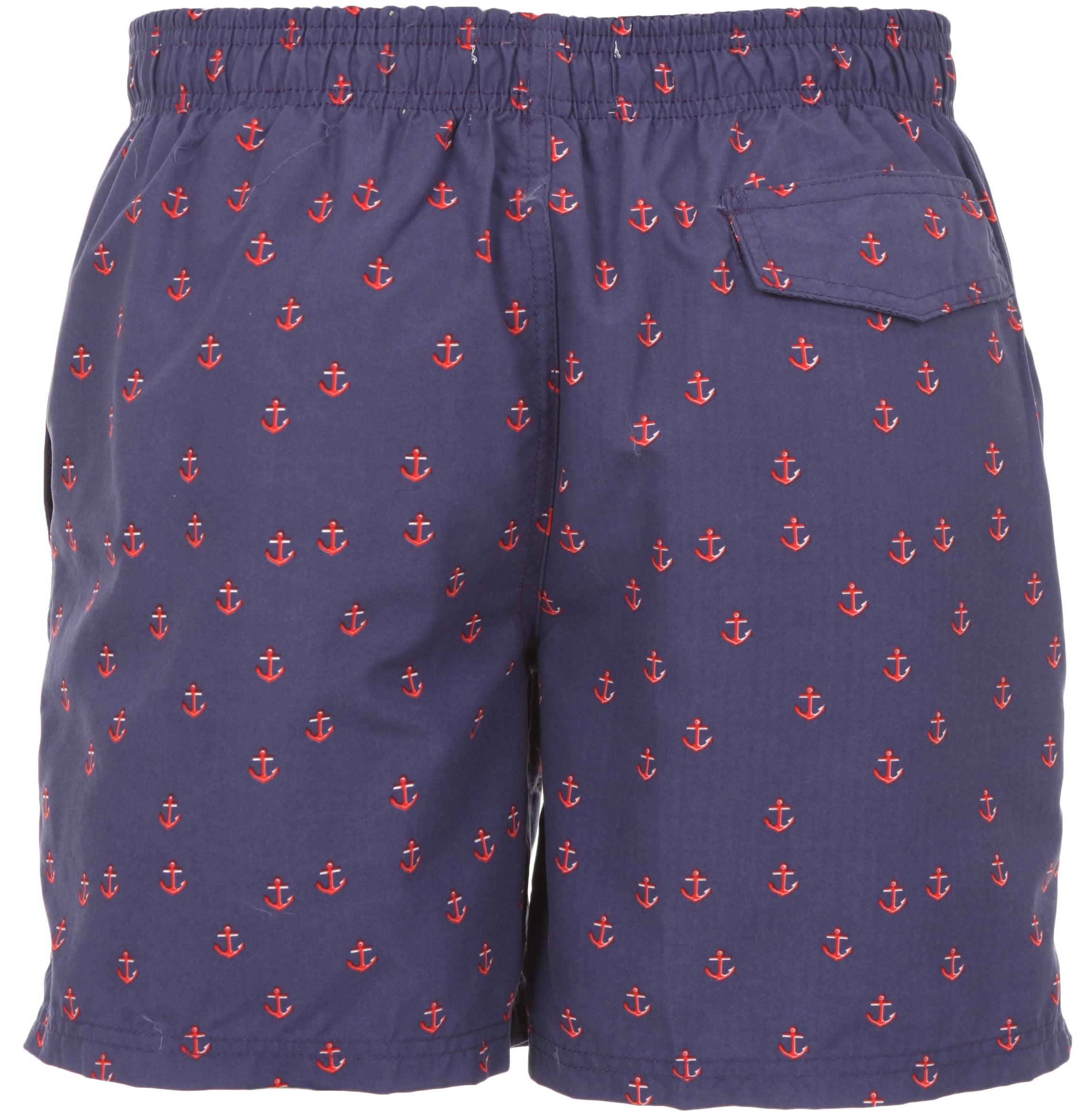 Sailor Guinea Pigs Mens Beach Shorts Swim Trunks Outdoor Shorts Running Shorts