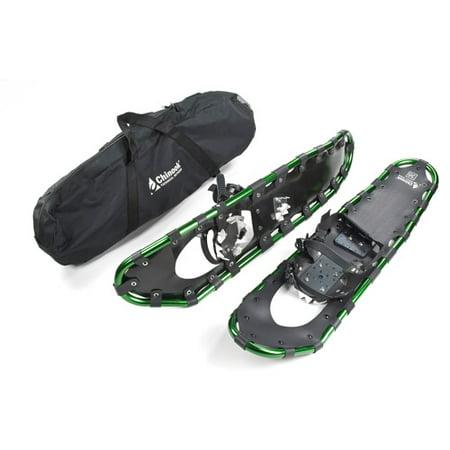 Chinook Trekker Series Snowshoes, 36