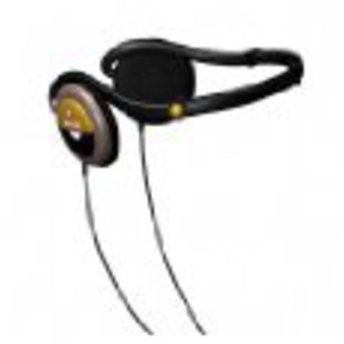 Maxell NB-303F Folding Stereo Neckband Headphone