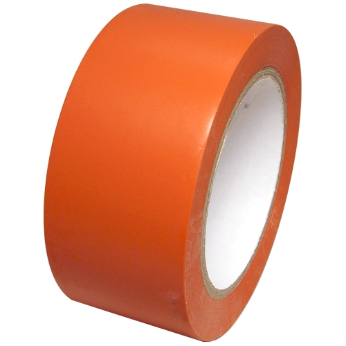 Orange Vinyl Tape 2 inch x 36 yd. Roll