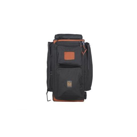 Production Case (Porta Brace Wheeled Production Case - Off Road,Black )
