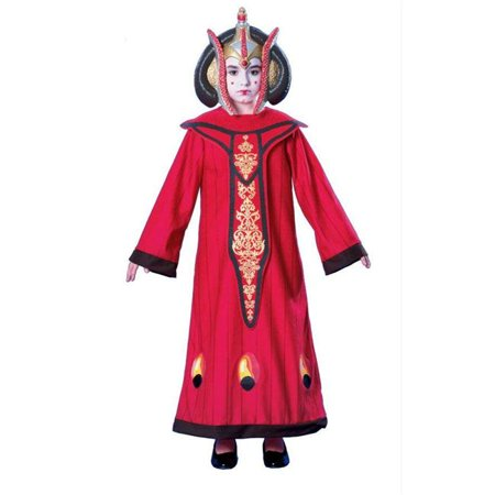 Costumes For All Occasions Ru883316Sm Queen Amidala Dlx Child Small for $<!---->