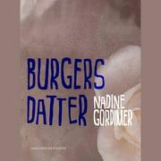 Burgers datter - Audiobook