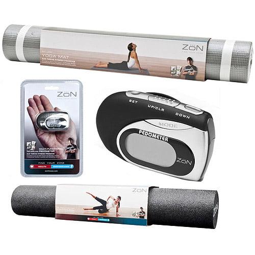 ZoN Black Multi Purpose Fitness Kit