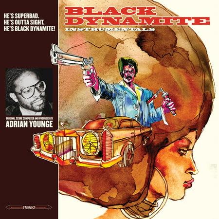 Black Dynamite Instrumentals - Halloween Rap Instrumental