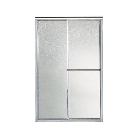 Sterling 5976-48 Deluxe 70u0022 High x 48-7/8u0022 Wide Sliding Framed Shower Door with