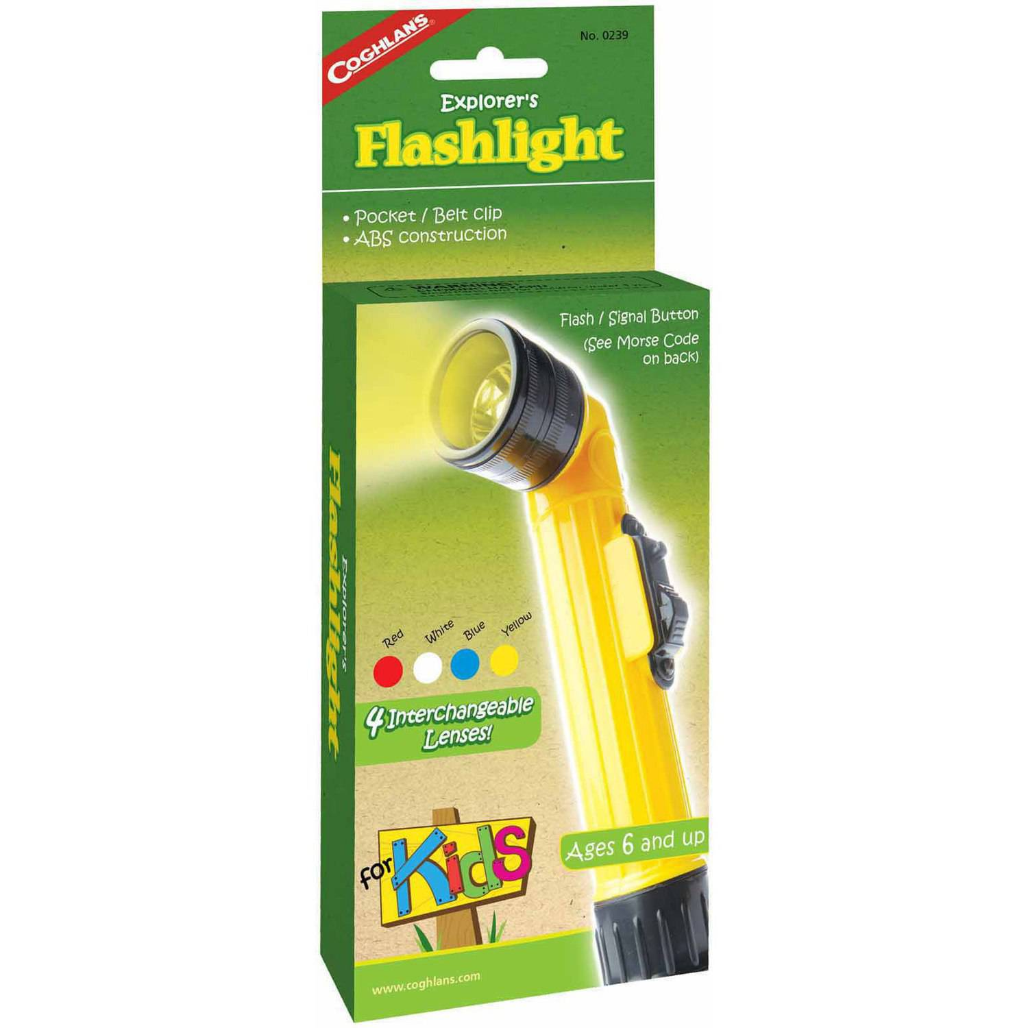 Coghlan's Flashlight for Kids by Generic