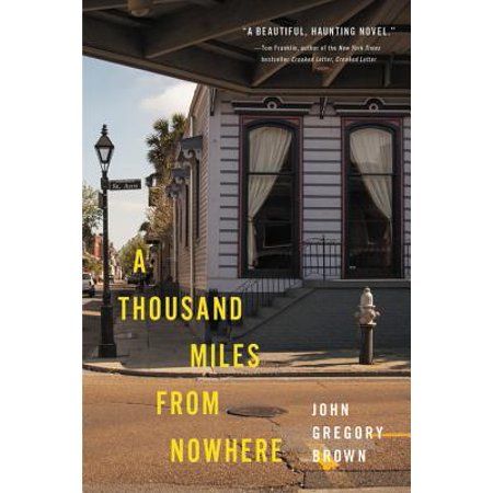 A Thousand Miles from Nowhere - eBook (No Where To C)