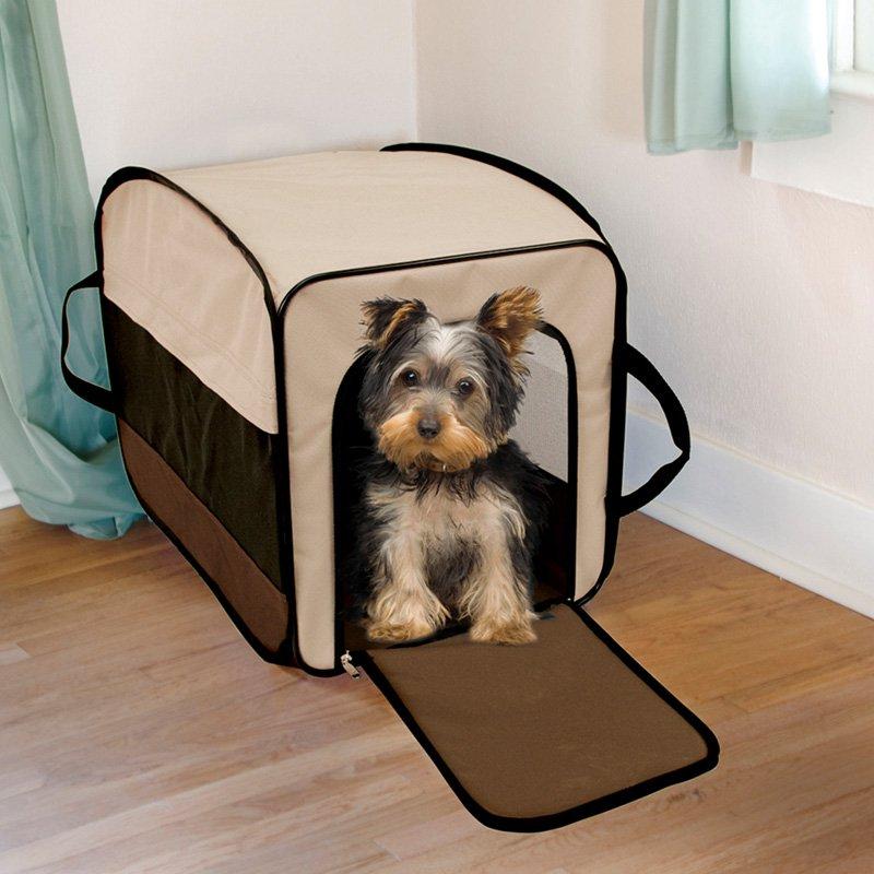 Ware Manufacturing Twist-N-Go Kennel Dog Carrier