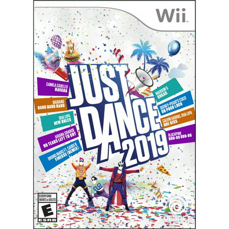 Just Dance 2019 - Wii Standard Edition (Best Simulation Games 2019)
