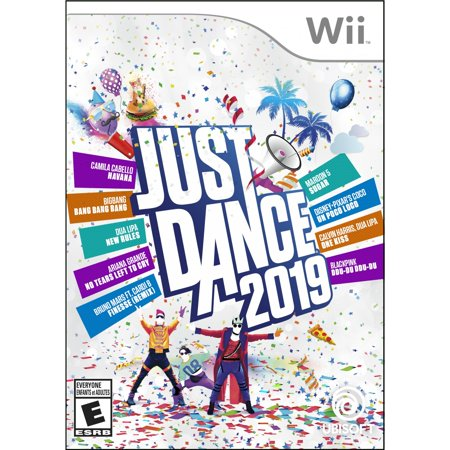 Just Dance 2019 - Wii Standard Edition (Best Multiplayer Android Games 2019)