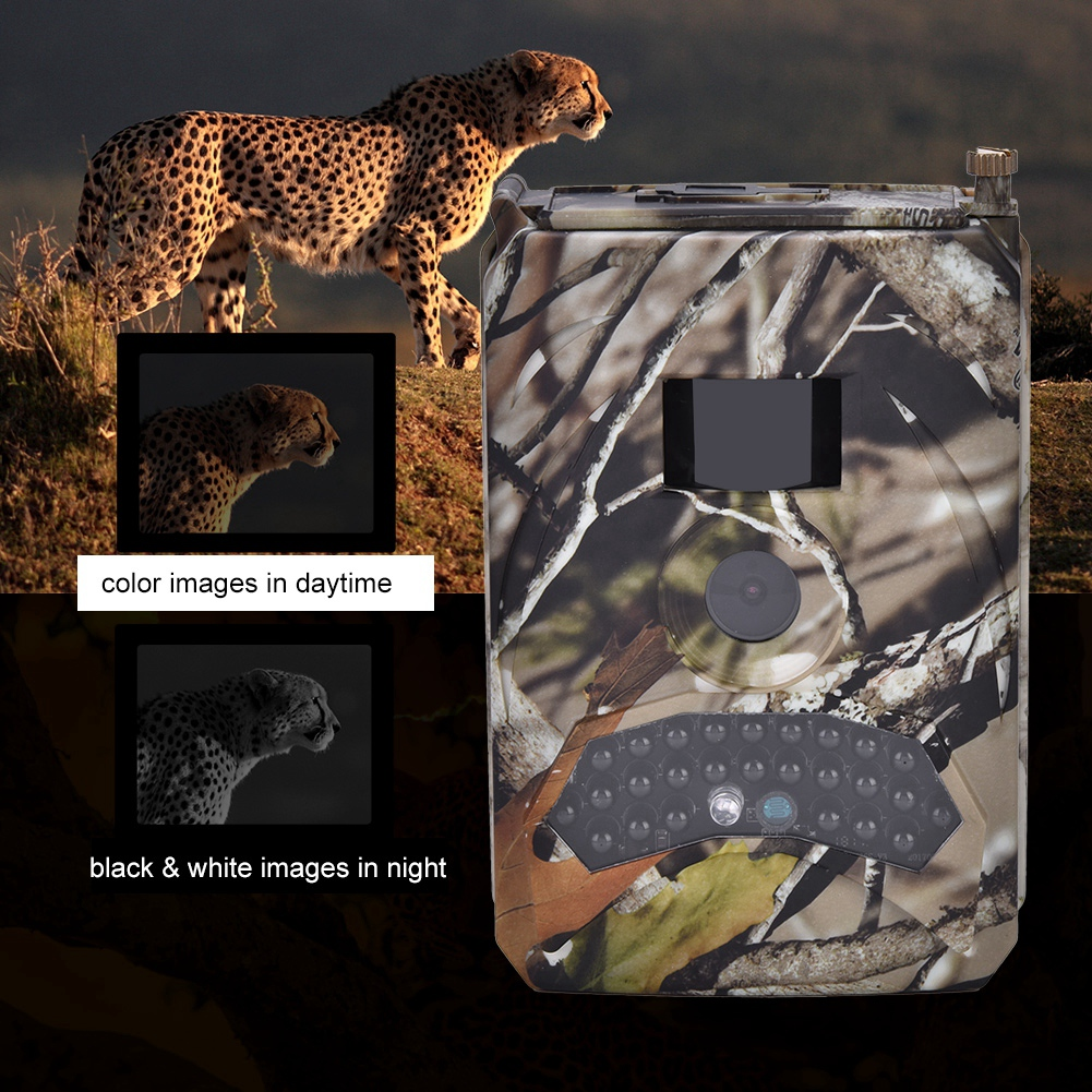 1920 X 1080P HD Outdoor Wildlife Waterproof Infrared Night Vision Hunting Camera