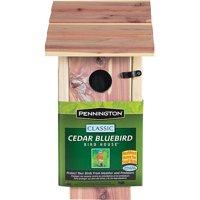 Pennington Cedar Bluebird Wild Bird House, 1 unit