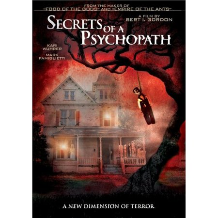Secrets Of A Psychopath  Widescreen