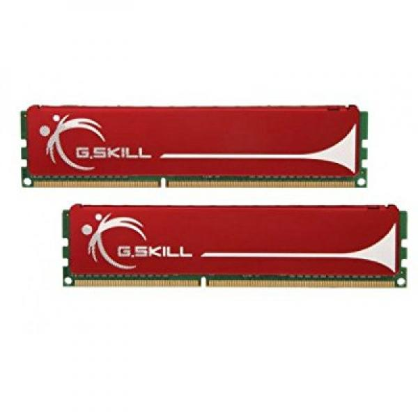 4GB G.Skill DDR3 PC3-10666 1333MHz NQ Series (9-9-9-24) Dual Channel kit