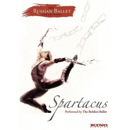 Russian Ballet: Spartacus (DVD)