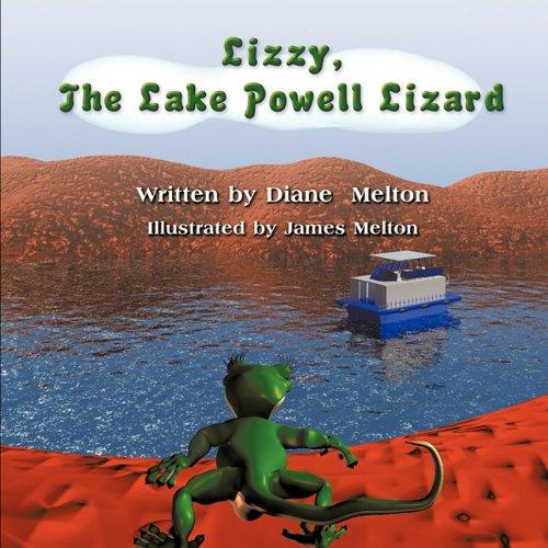 Lizzy, the Lake Powell Lizard by