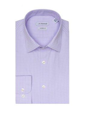 J.M. Haggar Men's Premium Performance Slim Fit Dress Shirt