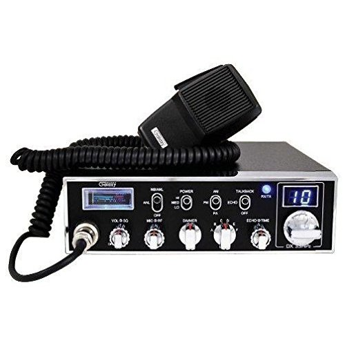 GALAXY DX33HP2 - 45 WATT 10 METER RADIO WITH 3 POWER LEVELS, PA, TALK BACK & ECHO