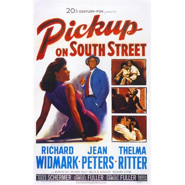 Posterazzi MOV311577 Pick Up on South Street Movie Poster - 11 x 17 in. - image 1 de 1