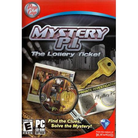 MYSTERY P.I. : THE LOTTERY TICKET - MB E