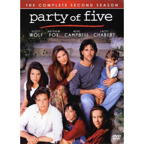 Party Of Five: The Complete Second Season (Full Frame)
