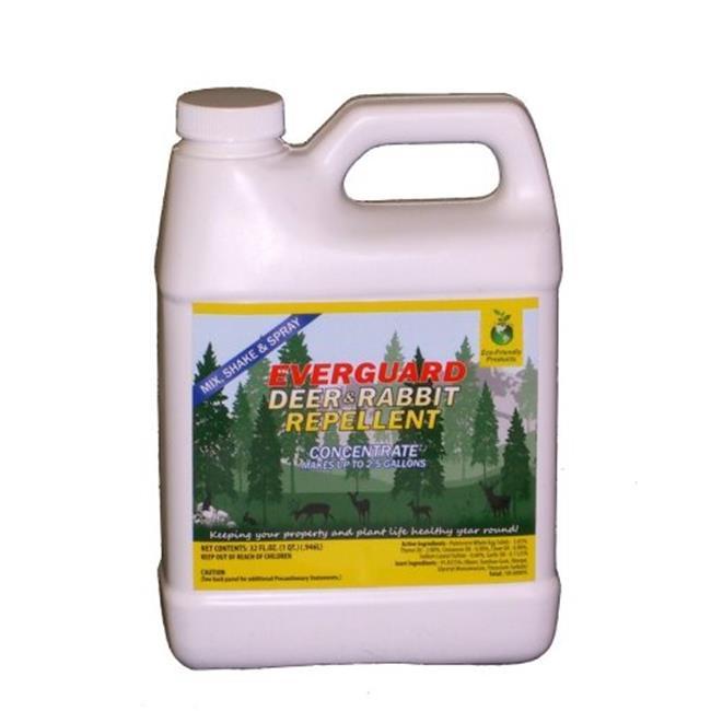 American Deer Proofing Inc.  ADPC032 Everguard Deer & Rabbit Repellent-1qt.  Concentrate