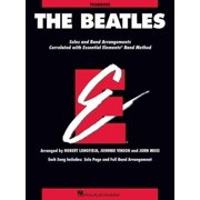 Essential Elements: The Beatles for Trombone by Robert Longfield, Johnnie Vinson & John Moss