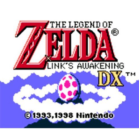 The Legend of Zelda: Link's Awakening DX, Nintendo, Nintendo 3DS, [Digital Download],