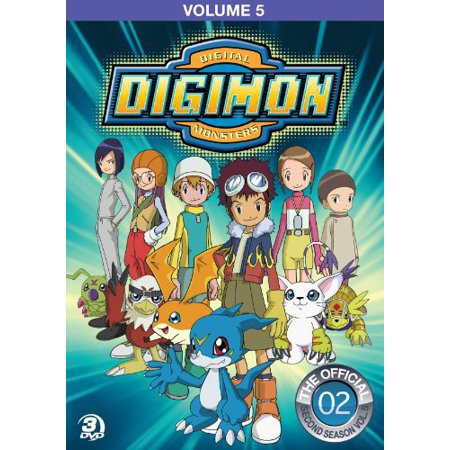 Digimon Adventure: Volume 5 (DVD) - Digimon Halloween