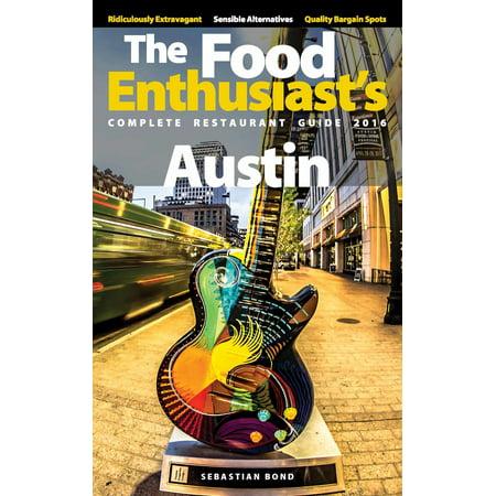 Austin: 2016 - eBook ()