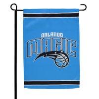 """Orlando Magic WinCraft 12"""" x 18"""" Double-Sided Garden Flag"""