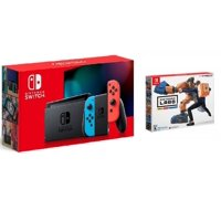 Nintendo Switch Gaming Console system LABO Robot 02  Bundle