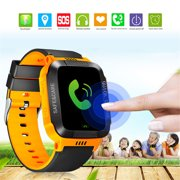 Gps Watch For Kids, Smart Watch Phone Gps Tracker With Anti LostSOS Call  Location Finder GPS LBS Real Tracking On APP Support Android IOS