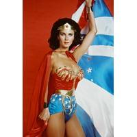 Lynda Carter Wonder Woman Cape Open 24x36 Poster
